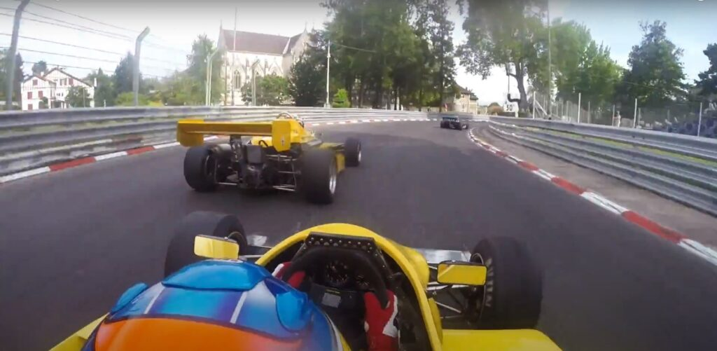 Historic Grand Prix De Pau