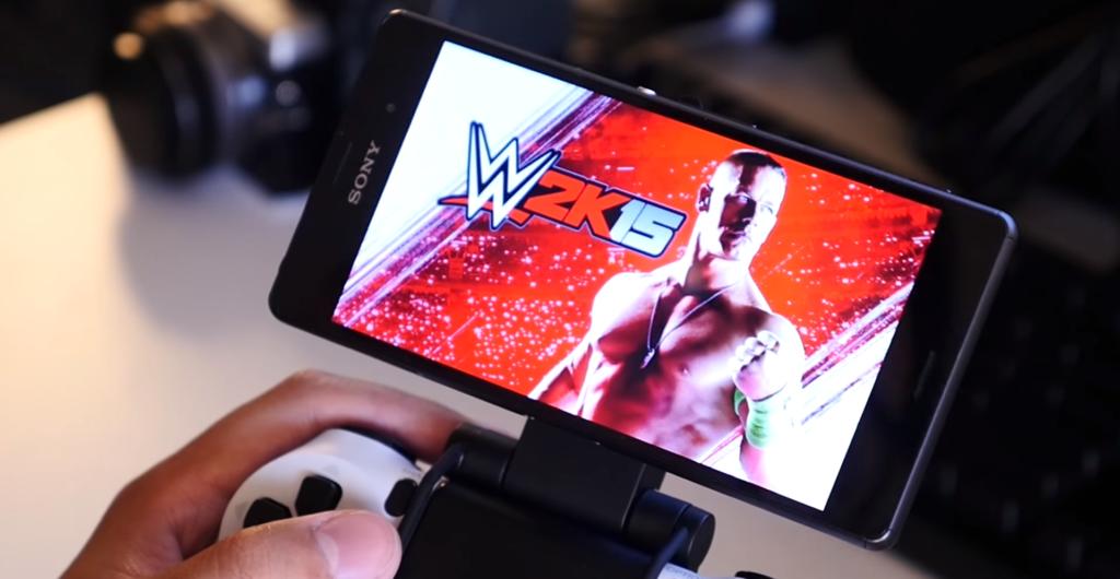 PlayStation 4 - Remote Play to Sony Xperia Z3