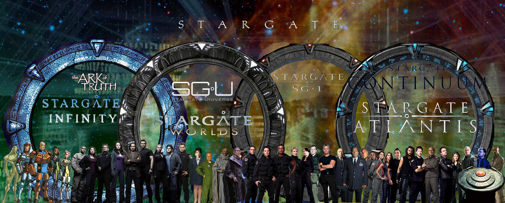 Stargate SG-1 Unleashed games play trailer, THE FIRST STARGATE GAME FOR MOBILE!