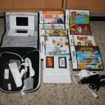 Nintendo DS Lite – Silver