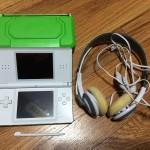 Nintendo DS Lite Konsole pink inkl Nintendogs Labrador Friends