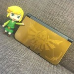 New Nintendo 3DS Xl Hyrule Edtion-unboxing