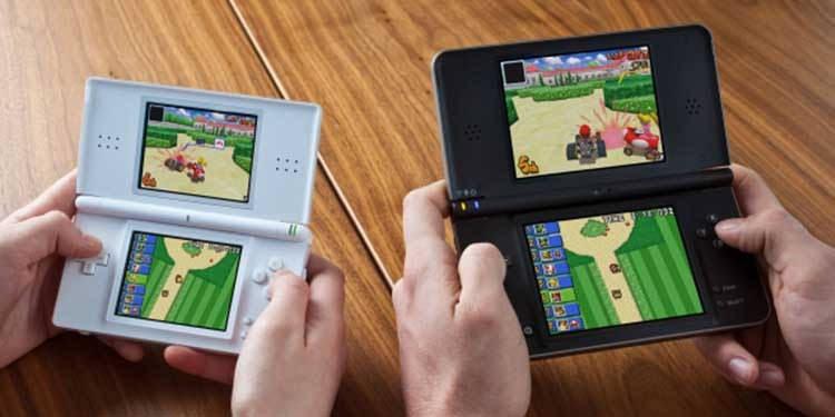 <center>Nintendo DSi Rosa<br /><br /><script>                                //google_ad_format =