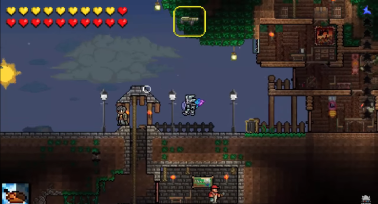Terraria 3DS; Video Game Hot News