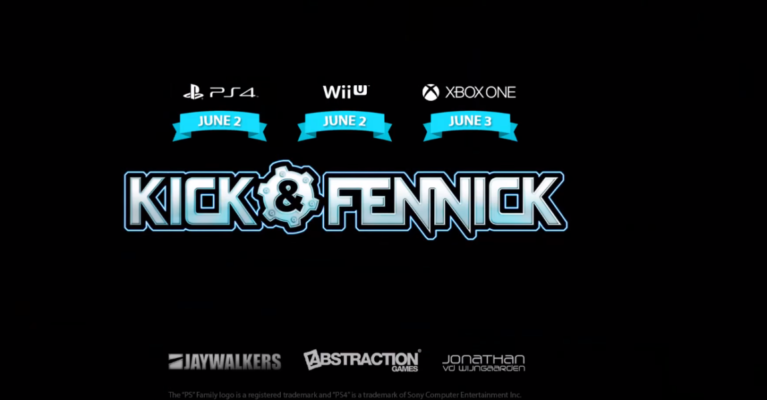 Wii U eShop - Kick & Fennick - 3; Video Game Hot News