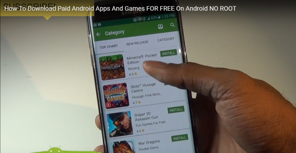 How To Download Paid Games Android