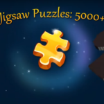 Free Download Stock Video Jigsaw Puzzle Puzzling Game Play