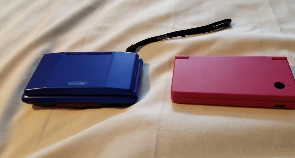 Nintendo DS vs Nintendo DSi