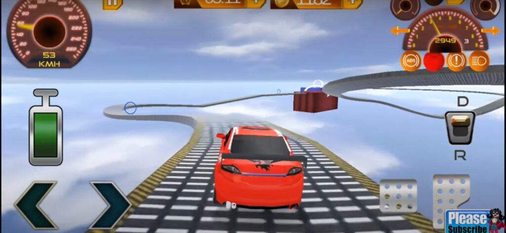Stunt Car Video Games