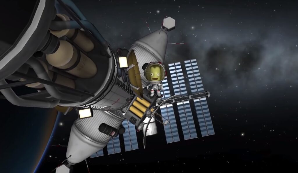 Indie Video Games - Kerbal Space Program