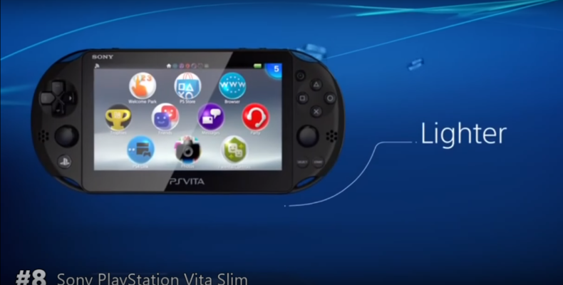 PSVista Example Of Video Game Systems