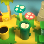 SUPER MARIO BROS. U. MICRO LAND PLAY SET'S NINTENDO VIDEO GAME TOY REVIEW'S