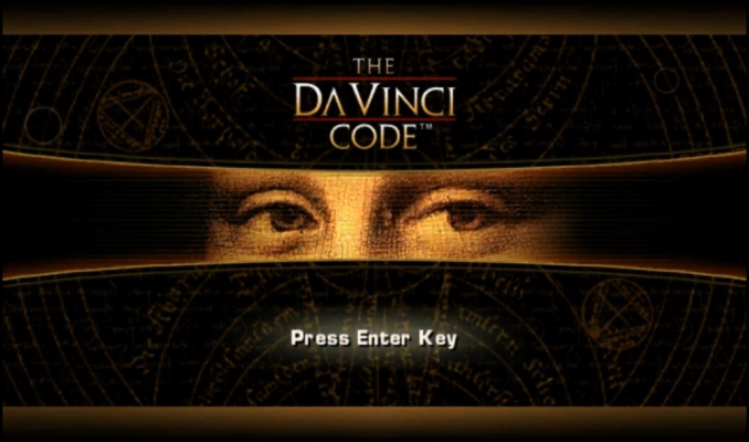 The Da Vinci Code Video Gameplay; Video Game Hot News