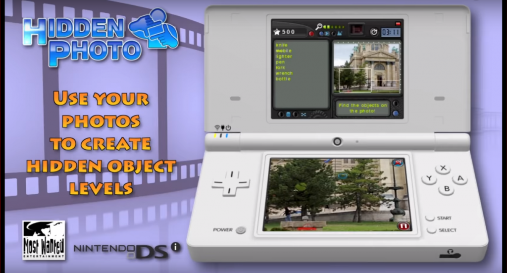 Nintendo DSi Exclusive Games; Video Game Hot News